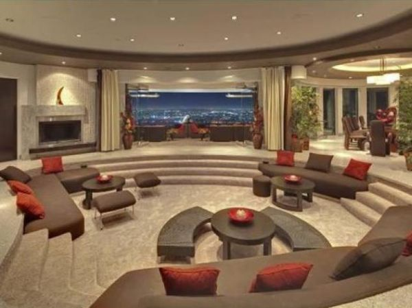 50 Cool Sunken Living Room Designs Ultimate Home Ideas