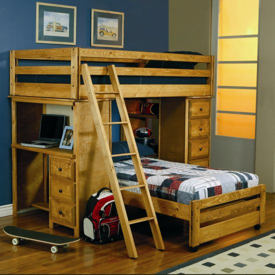Elegant Kids Bunk Beds