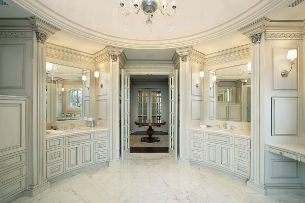 master bathroom designs - Luxury Master Bathroom