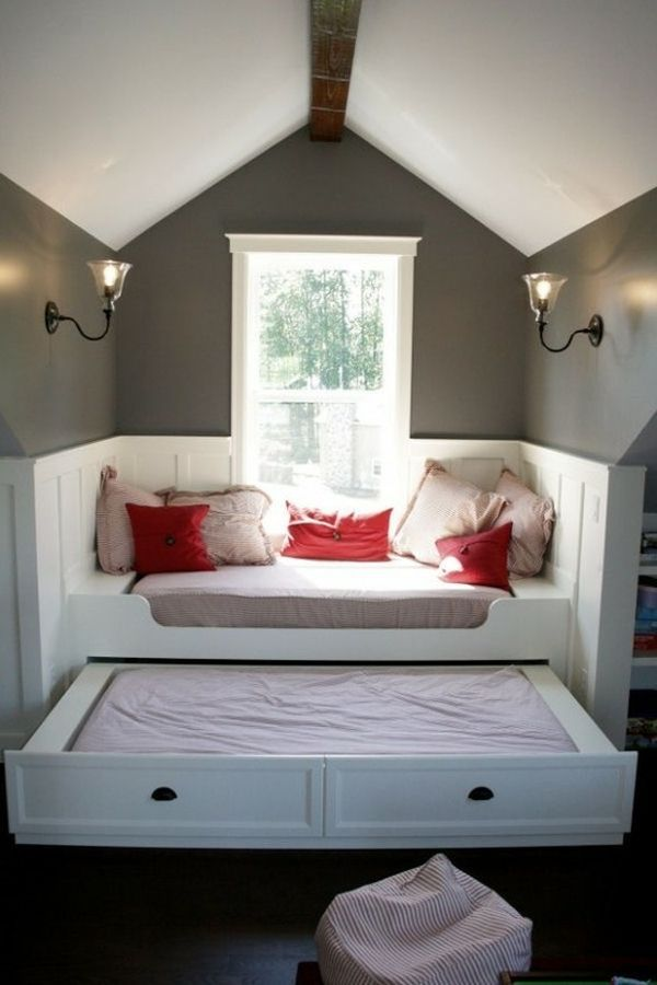 Space Saving Bedroom
