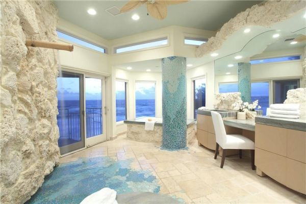 Coastal Bathroom Tile Ideas: 50 Luxurious Master Bathroom Ideas