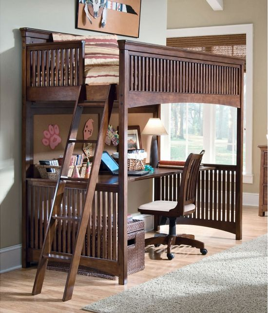 Beautiful Bunk Beds