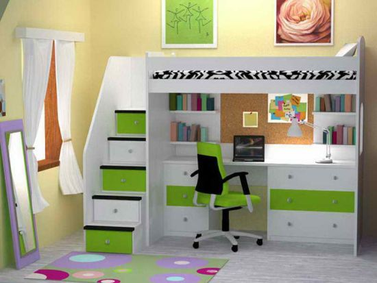 Stunning Kids Bunk Beds