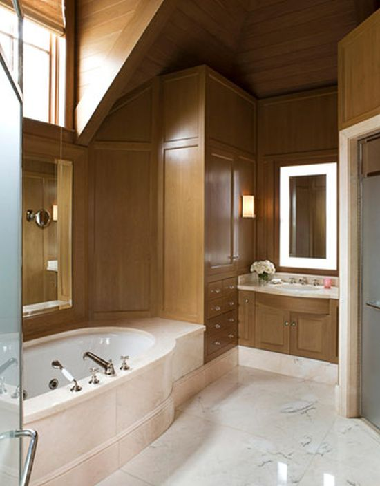 50 luxurious master bathroom ideas ultimate home ideas for Master bathroom ideas 2015