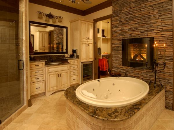 50 luxurious master bathroom ideas ultimate home ideas for Luxury master bath designs