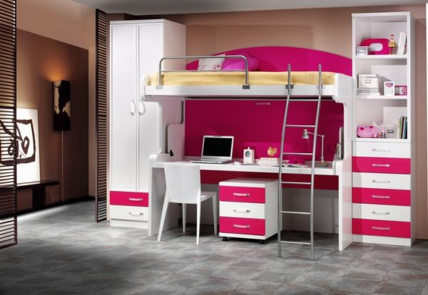 Unique Kids Bunk Beds