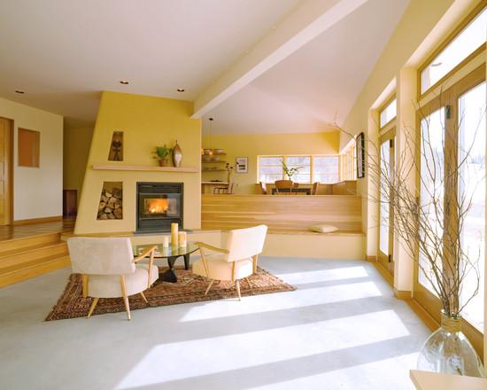 Sunken Room Ideas