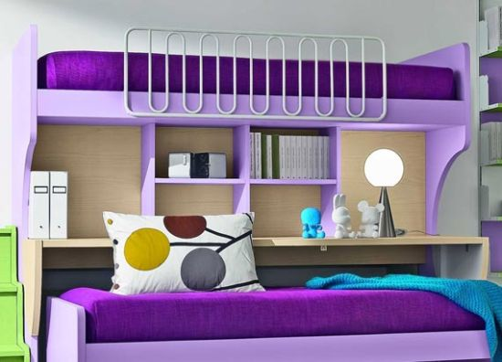 Amazing Kids Bunk Beds