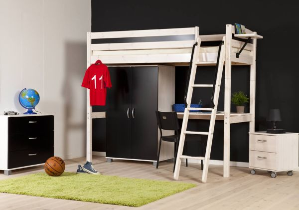 Sofa bunk bed ikea - 45 Bunk Bed Ideas With Desks Ultimate Home Ideas