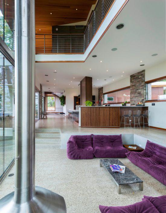Sunken Room Designs