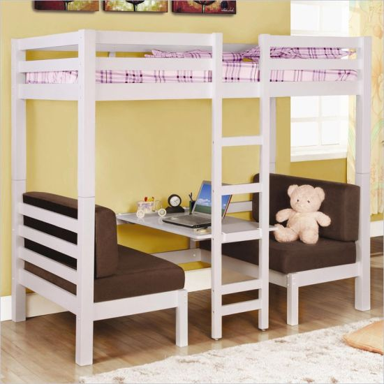 Fancy Kids Bunk Beds