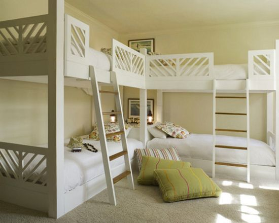Fancy Bunk Beds