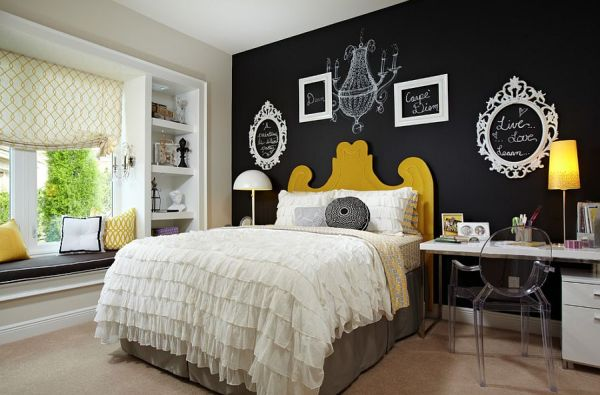 Chalkboard Wall Ideas. 50 Chalkboard Wall Paint Ideas For Your Bedroom