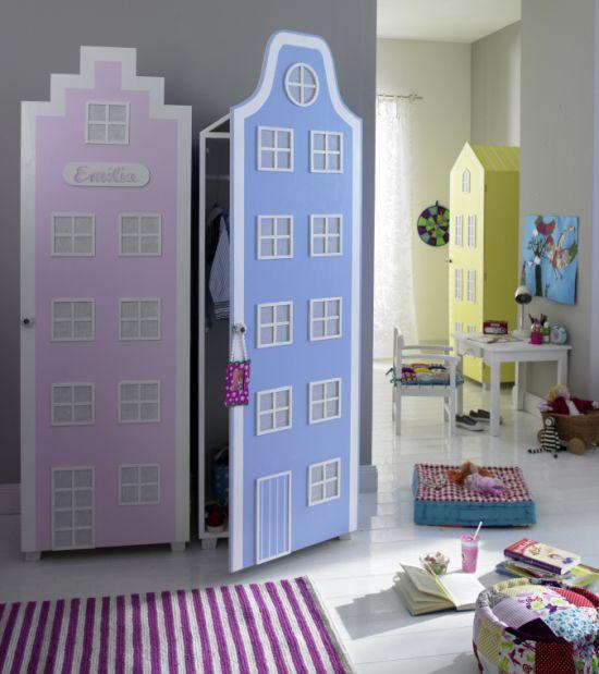 Wardrobe Closet Ideas