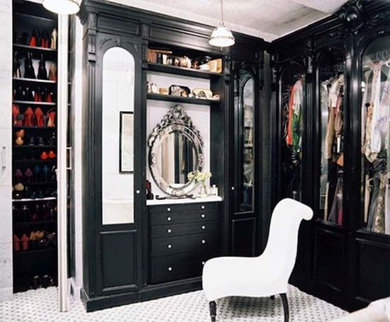 47 closet design ideas for your room ultimate home ideas for Closet vanity ideas