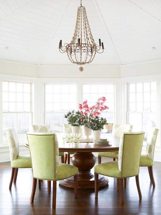 Luxury Dining Room Furniture: 35 Luxury Dining Room Design Ideas