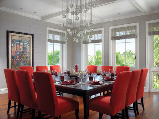Modish Dining Room Chairs