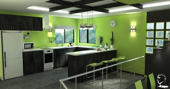 35 Eco Friendly Green Kitchen Ideas Ultimate Home Ideas
