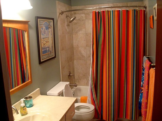 Bathroom Sets With Shower Curtain Best Design Curtains