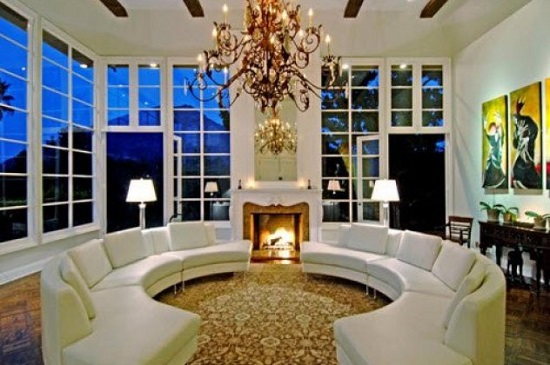 Luxury Living Rooms