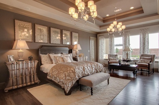 Gorgeous Bedroom Designs Enchanting 35 Gorgeous Bedroom Designs With Gold Accents Design Decoration