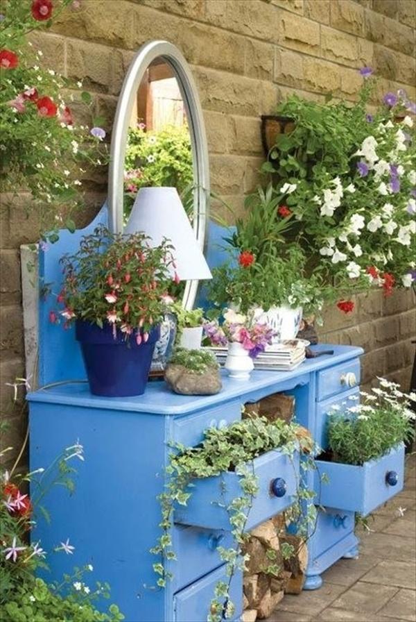 Creative DIY Garden Ideas