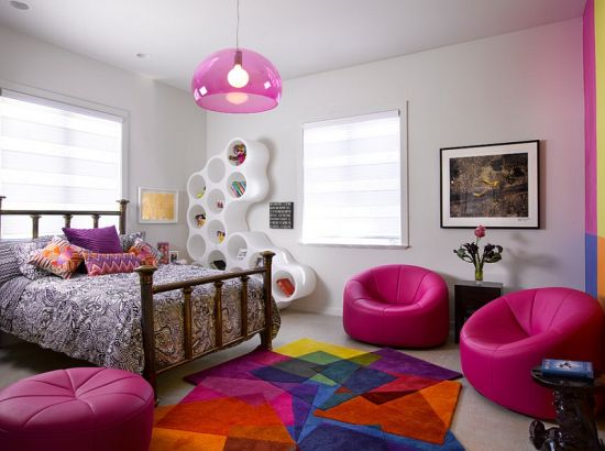 35 cool teen bedroom ideas that will blow your mind - Cool stuff for girls rooms ...