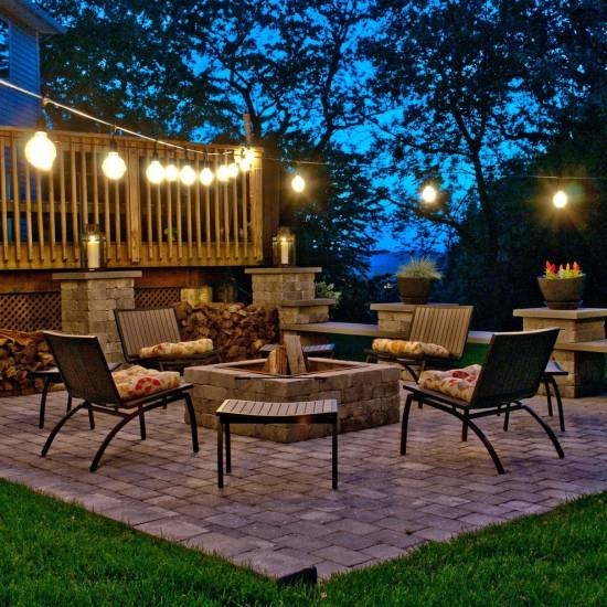 Lighting Ideas: 16 Stunning Outdoor Lighting Ideas