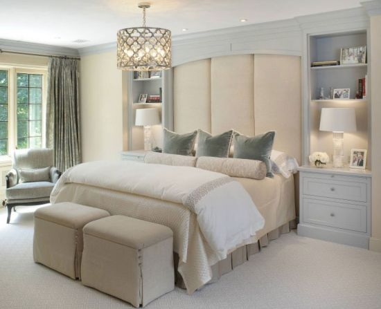 37 startling master bedroom chandeliers that exudes luxury On lustre chambre adulte