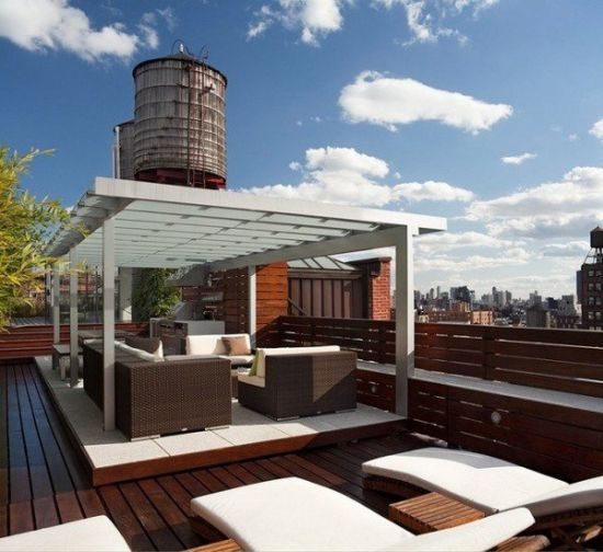 35 beautiful pergola designs ideas ultimate home ideas for Roof deck design