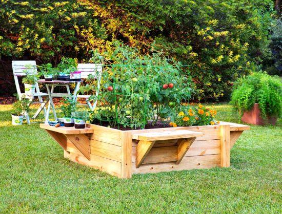 35 Genius Small Garden Ideas and Designs