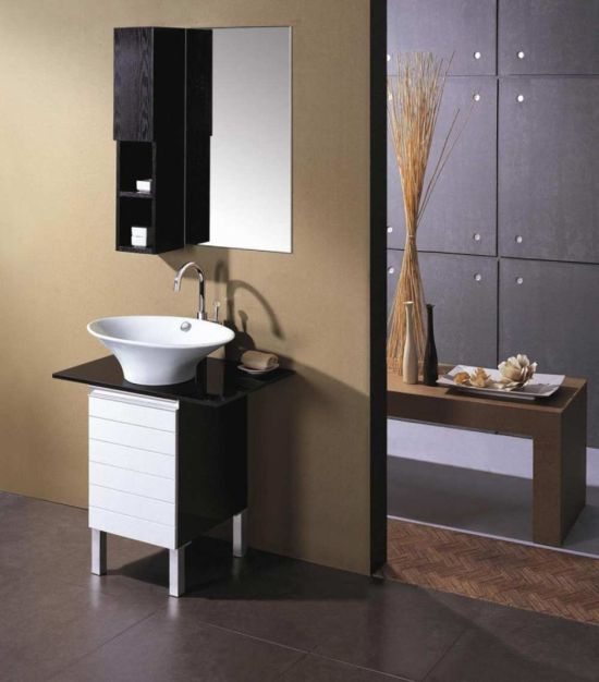 modern bathroom remodel design with multi functional accessories - Multi Bathroom 2016