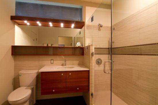 Smart Mid Century Modern Bathroom Design Idea