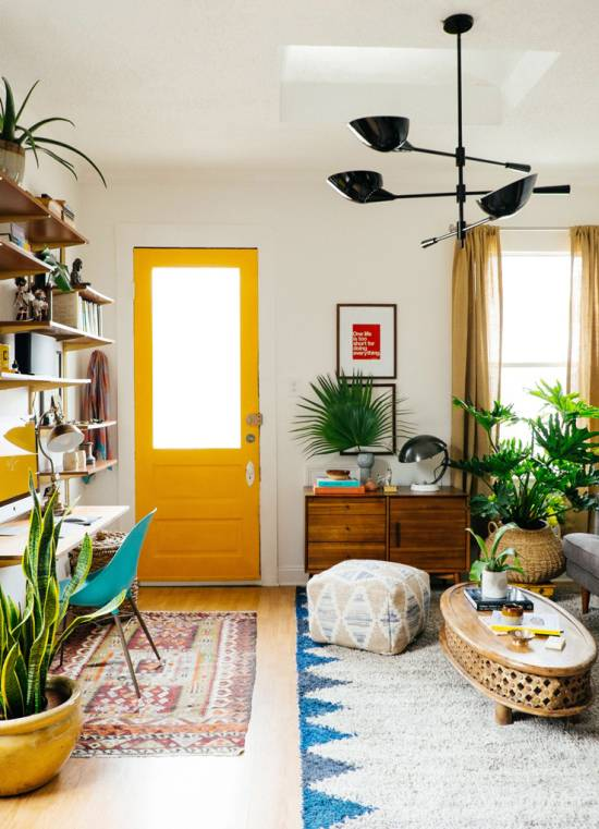 Ways to Add Color to Your Home