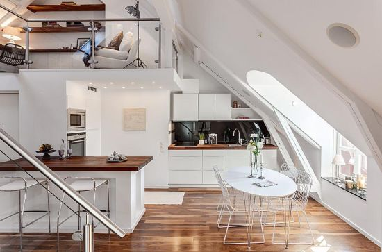 35 Duplex Floor Plans With A Swedish Touch