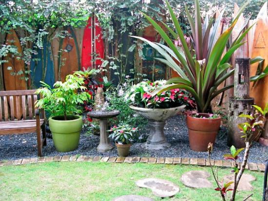 Garden Fence Designs