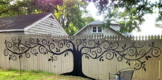Garden Fences Ideas