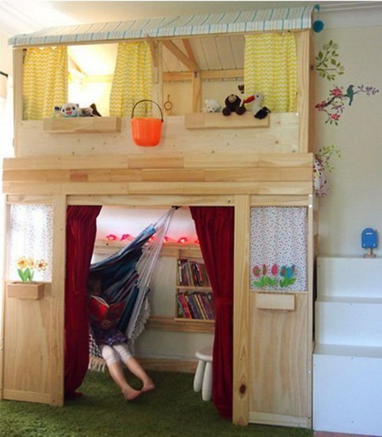 Transforming Twin Bunk Bed