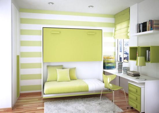 33 transforming furniture ideas for kids room - Small room space saving ideas design ...
