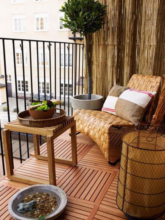 Balcony Decorating Ideas