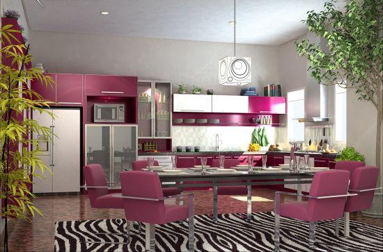 Luxurious Kitchens