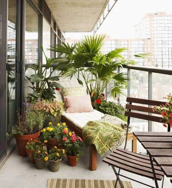 35 Inspirational Balcony Design Ideas