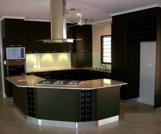 stunning luxury kitchen design with a modern look - Luxury Kitchen Designs