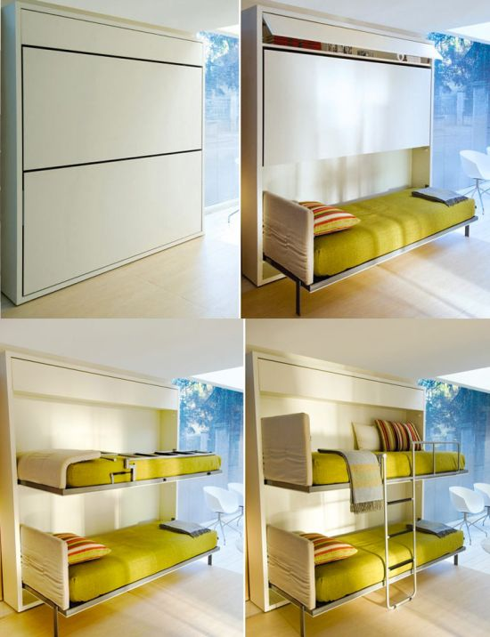 Space Saver Beds For Kids 33 transforming furniture ideas for kids room