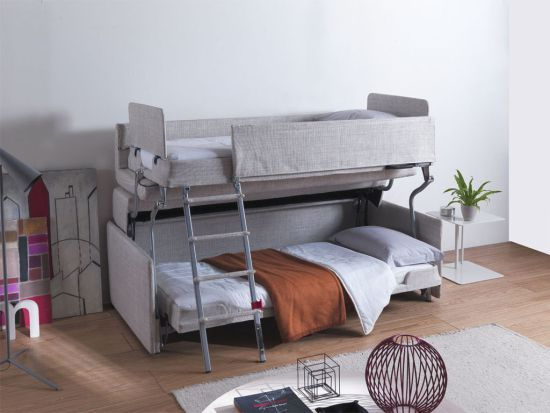 Best Transforming furniture Transforming sofa bunk bed for kids bedroom