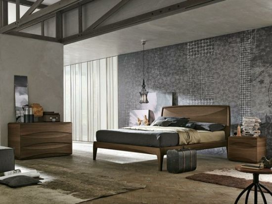 31 Creative Concrete Walls for Bedroom Ultimate Home Idea
