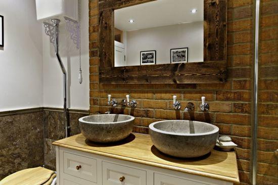 breathtaking brick wall tiles bathroom | 33 Bathroom Designs with Brick Wall Tiles | Ultimate Home ...