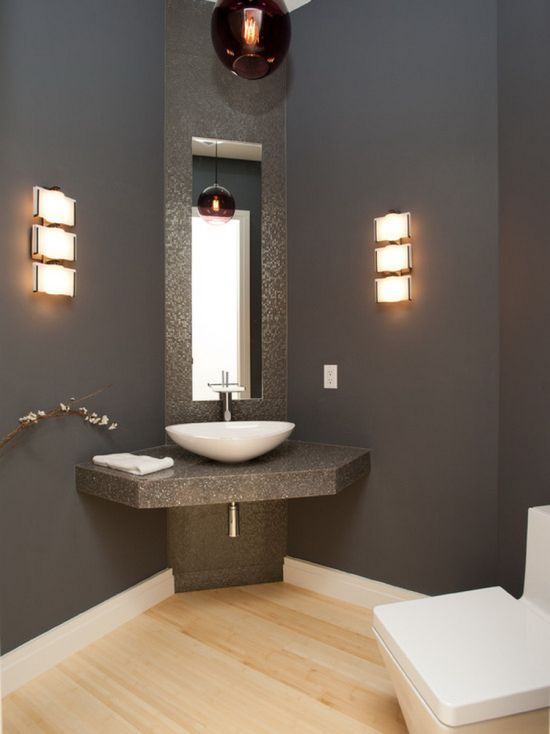 interior lights for house. Awesome bathroom corner lighting 35 Fantastic Corner Lighting Ideas  Ultimate Home