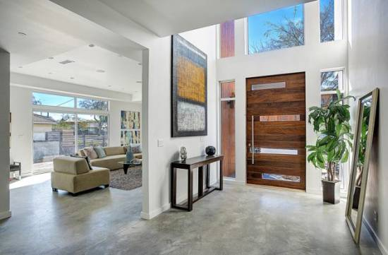 Beautiful Modern Foyer Designs