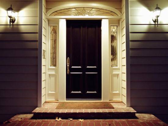 Luxurious Modern Entry Doors